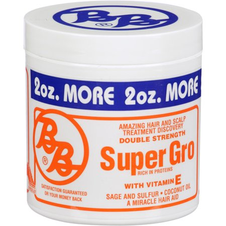 BB Super Gro with Vitamin E, 6 oz