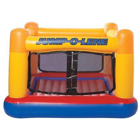 Intex Inflatable Playhouse Jump-O-Lene Bouncer