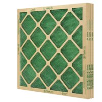 "Flanders (4 Filters), 14"" X 20"" X 1"" Precisionaire Nested Glass Air Filter"
