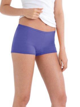 Women's Assorted Boyshort Panties - 6 Pack