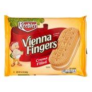 Keebler Vienna Fingers Crème Filled Sandwich Cookies, 14.2 Oz