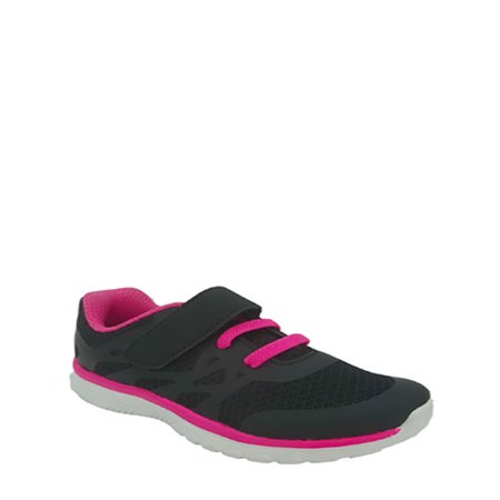 Athletic Works Girls' Light Weight Basic Sneaker - Gils Shoes