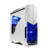 SkyTech Gaming ArchAngel Elite AMD Ryzen 2600 3.4 GHz, Nvidia GeForce 1070 TI 8GB, 8GB DDR4 2400 MEMORY, 500 GB SSD w/ 3D NAND, 650 Watts, Windows 10 Home 64-bit
