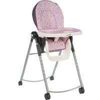 Safety 1st AdapTable 3-Position Lightweight High Chair, Sorbet Pink