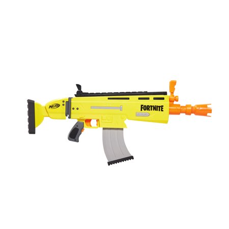 Nerf Fortnite AR-L Nerf Elite Dart Blaster with 6 Nerf Elite Darts