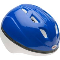 Bell Sports Bicycle Toddler Helmet Shadow, Kids Blue Helmet