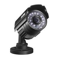 ZOSI HD 720p 4 in 1 TVI/CVI/AHD/CVBS Security Camera Outdoor Weatherproof Day Night 24PCS IR LEDs 65ft(20m) IR Distance Aluminum Metal Housing