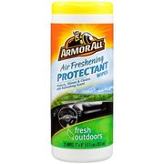 Armor All Protectant Wipes, Fresh Outdoors Scent, 25 Count