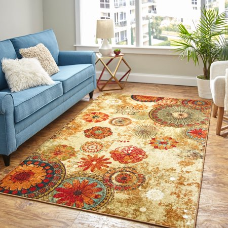 French Medallion Rug (Mohawk Home Caravan Medallion Area Rug )