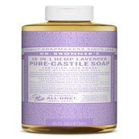 Dr. Bronner's Lavender Pure-Castile Liquid Soap - 16 oz