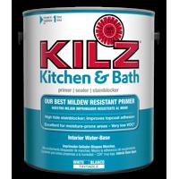 KILZ Interior Kitchen & Bath Primer, Sealer & Stainblocker