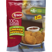 Tyson® Fully Cooked Chicken Nuggets, 32 oz. (Frozen)