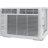 Frigidaire 5,000 BTU 115V Window-Mounted Mini-Compact Air Conditioner with Mechanical Controls, FFRA0511Q1