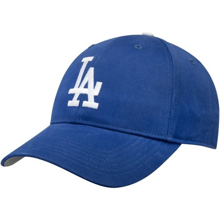 Fan Favorite Los Angeles Dodgers '47 Basic Adjustable Hat - Royal - OSFA - Kc Royals Hats