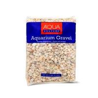 (2 Pack) Aqua Culture Aquarium Gravel, Ocean Beach, 5-Pound