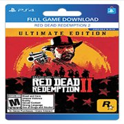 Red Dead Redemption 2 Ultimate Edition, Rockstar Games, Playstation, [Digital Download]