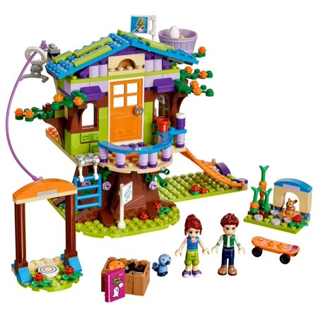 Lego Friends Mias Tree House 41335 Walmart