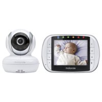 "Motorola MBP33XL, Video Baby Monitor, 3.5"" Monitor"