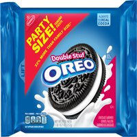 (2 Pack) OREO Double Stuf Party Size 26.7 oz