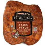Prima Della Delicatessen Cajun Style Turkey Breast