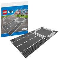 LEGO¨ City Straight & Crossroad 7280