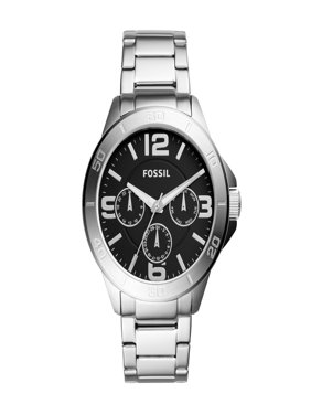 Fossil Men's Privateer Sport Silver Tone Stainless Steel Watch (Style: BQ2296)
