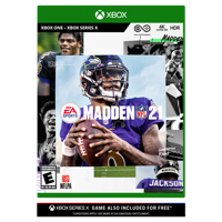 Deals on Madden NFL 21 Xbox One & Xbox Series X