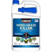 Eliminator Weed and Grass Killer Herbicide Ready-To-Use Spray, 1 Gallon