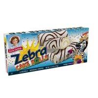 Little Debbie Zebra Cake Rolls, 6 count, 13.10 oz