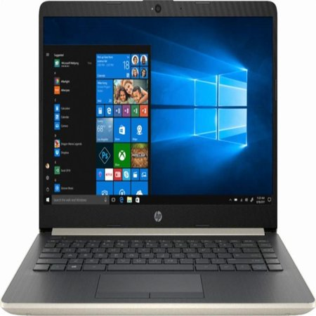 "HP 14"" High Performance Home and Business Laptop (Intel i3-7100U Processor, 8GB RAM, 128GB Sata SSD, 14"" HD (1366 x 768), WiFi, Bluetooth, Win 10 Home)"