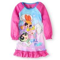 "Girl's ""Girl Power"" Sleep Nightgown (Big Girls & Little Girls)"