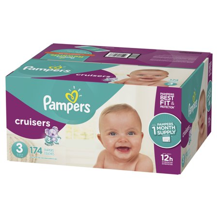 Choose Your Pampers Cruisers Diapers