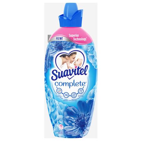 Suavitel Complete Fabric Softener, Field Flowers - 44 fluid ounce