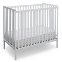 Delta Children Heartland 4-in-1 Convertible Crib, (Choose Your Finish)