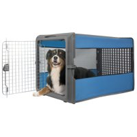 Sportpet Large Pop Pet Crate, Travel Pet Crate , Portable Kennel , Dog Kennel , Large ( for use of Kennel Trained Pet Only)