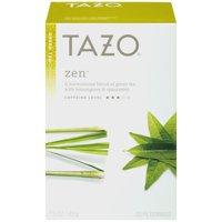 (3 Boxes) Tazo Zen Tea bags Green tea 20ct