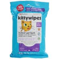 Petkin® Kittywipes™ Jumbo Size Wipes 20 ct Pack