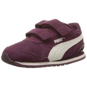 8f1c8fbc0268 Puma Little Kid s Shoes St Runner V2 Strap SD Purple Sneakers