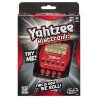 Electronic Yahtzee Game