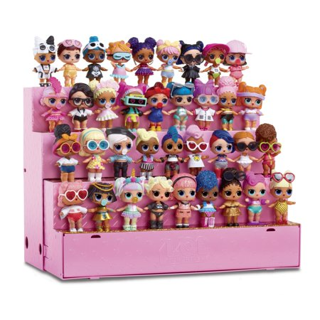 Miniature Carrying Case - L.O.L. Surprise! 3 in 1 Pop-Up Store, Carrying Case, with 1 Exclusive doll