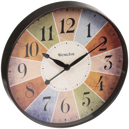Multi Color Clock - 32897 12