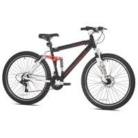 "Genesis 27.5"" V2100 Men's Mountain Bike, Black"
