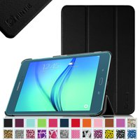 """Samsung Galaxy Tab A 8.0 Case - Fintie Ultra Slim Stand Cover with Auto Sleep/Wake for Tab A 8.0"""" Tablet SM-T350, Black"""