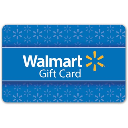 Basic Blue Walmart Gift Card ()