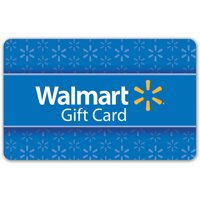 Basic Blue Walmart Gift Card