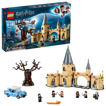 Lego Harry Potter TM Hogwarts Whomping Willow 75953 (753 Pieces) - Lego Banner