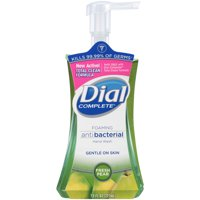 Dial Complete Antibacterial Foaming Hand Wash, Fresh Pear, 7.5 Ounce
