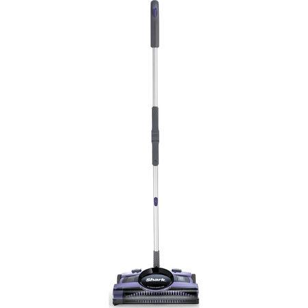 - Shark 13'' Rechargeable Floor & Carpet Sweeper V2950