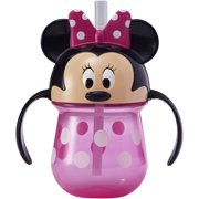 The First Years Disney Straw Trainer Sippy Cup - Minnie Mouse