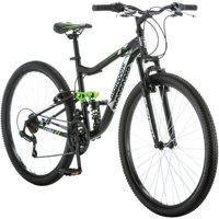"27"".5 Mongoose Ledge 2.1 Men's Mountain Bike, Black"